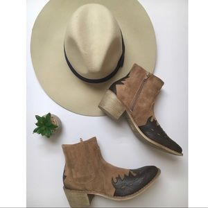 Coconuts by Matisse western Roy boot